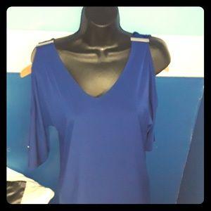 Nice blue blouse